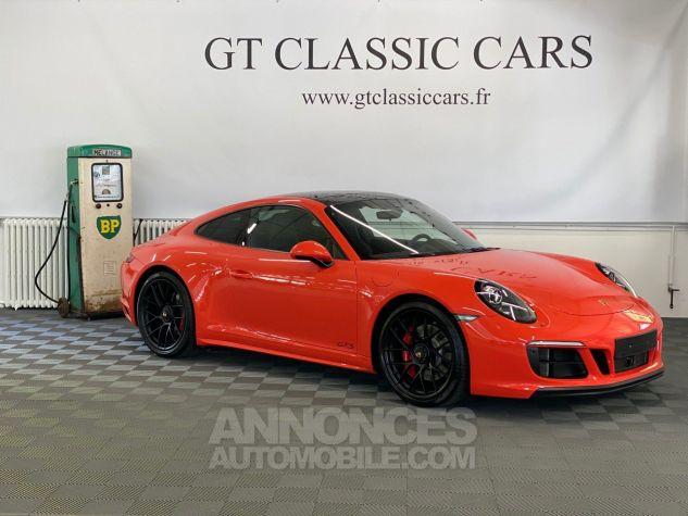 Porsche 991 991.2 Carrera GTS - GTC104  Orange Occasion - 3