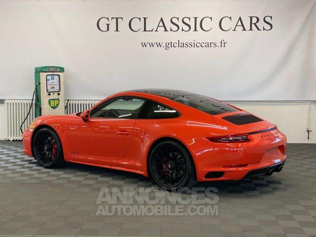 Porsche 991 991.2 Carrera GTS - GTC104  Orange Occasion - 4