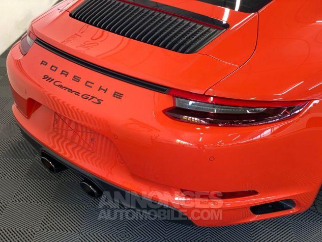 Porsche 991 991.2 Carrera GTS - GTC104  Orange Occasion - 32