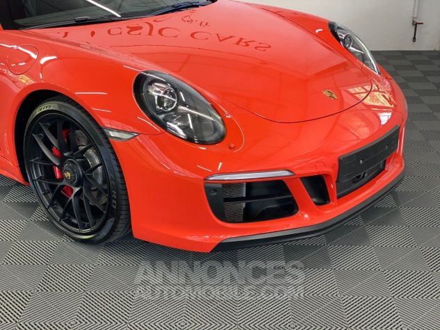 Porsche 991 991.2 Carrera GTS - GTC104  Orange Occasion - 35