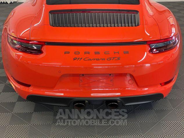 Porsche 991 991.2 Carrera GTS - GTC104  Orange Occasion - 43