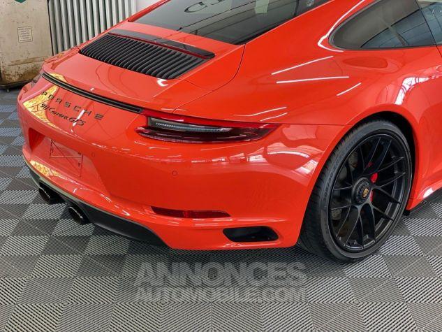 Porsche 991 991.2 Carrera GTS - GTC104  Orange Occasion - 44