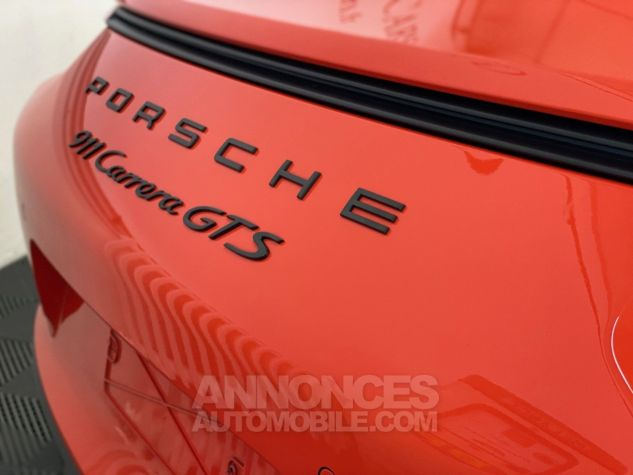 Porsche 991 991.2 Carrera GTS - GTC104  Orange Occasion - 46