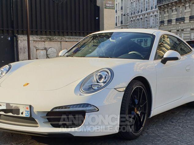 Porsche 991 Carrera Blanc Carrar Occasion - 3