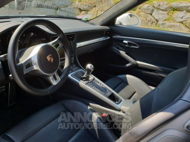Porsche 991 Carrera Blanc Carrar Occasion - 6