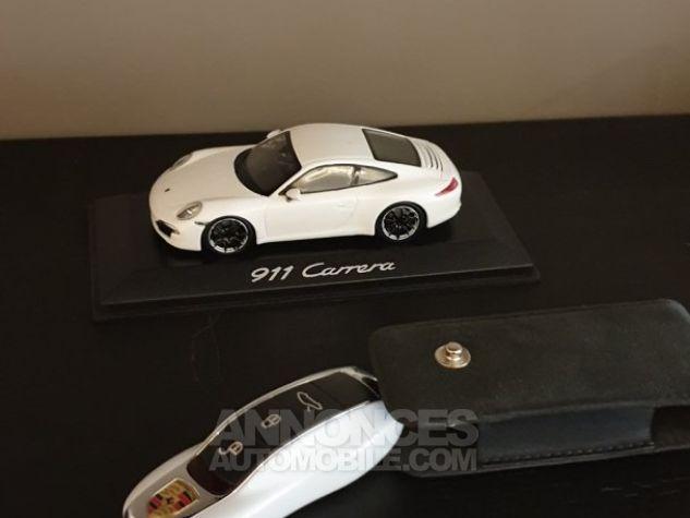Porsche 991 Carrera Blanc Carrar Occasion - 8