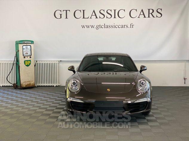 Porsche 991 Carrera 4 - GTC105  Anthracite Brown Metallic Occasion - 2
