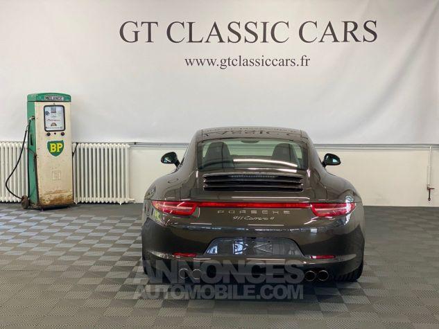 Porsche 991 Carrera 4 - GTC105  Anthracite Brown Metallic Occasion - 5