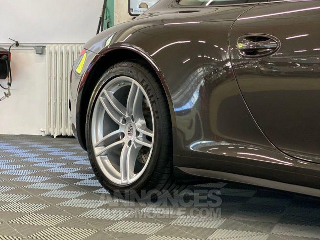 Porsche 991 Carrera 4 - GTC105  Anthracite Brown Metallic Occasion - 35