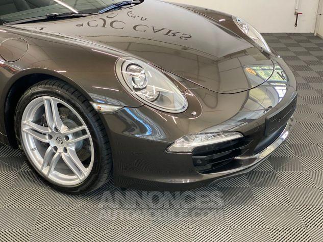 Porsche 991 Carrera 4 - GTC105  Anthracite Brown Metallic Occasion - 36