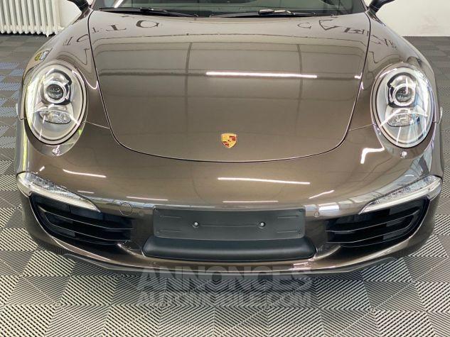 Porsche 991 Carrera 4 - GTC105  Anthracite Brown Metallic Occasion - 37