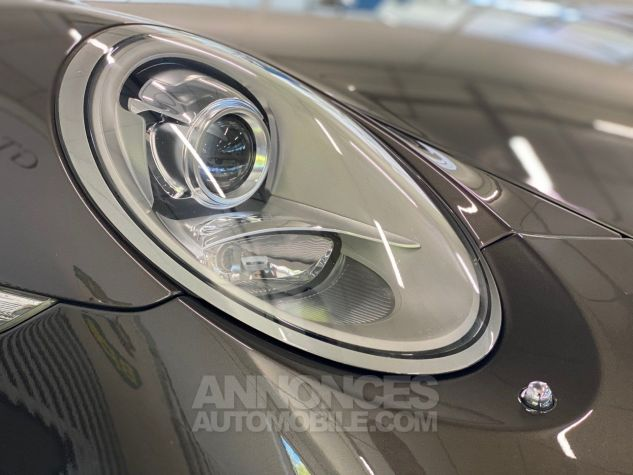 Porsche 991 Carrera 4 - GTC105  Anthracite Brown Metallic Occasion - 40