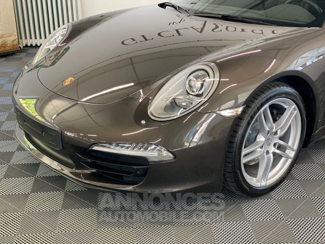 Porsche 991 Carrera 4 - GTC105  Anthracite Brown Metallic Occasion - 43