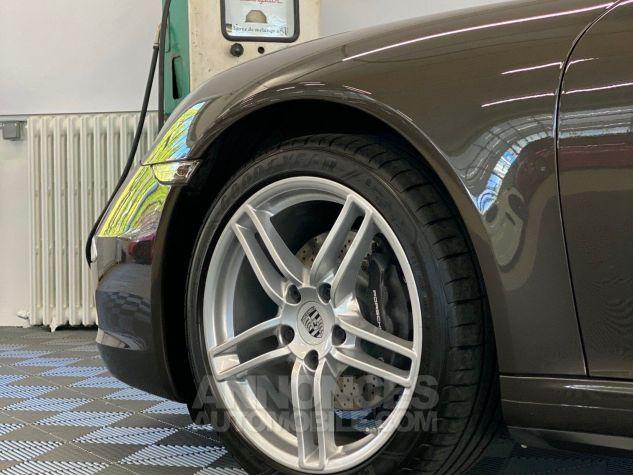 Porsche 991 Carrera 4 - GTC105  Anthracite Brown Metallic Occasion - 46