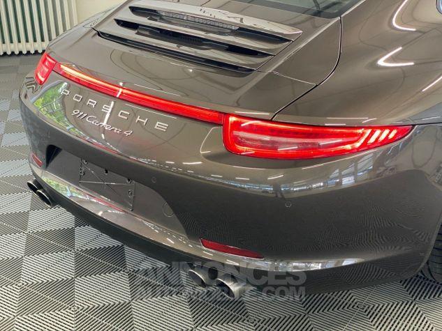 Porsche 991 Carrera 4 - GTC105  Anthracite Brown Metallic Occasion - 49