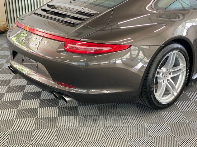 Porsche 991 Carrera 4 - GTC105  Anthracite Brown Metallic Occasion - 50