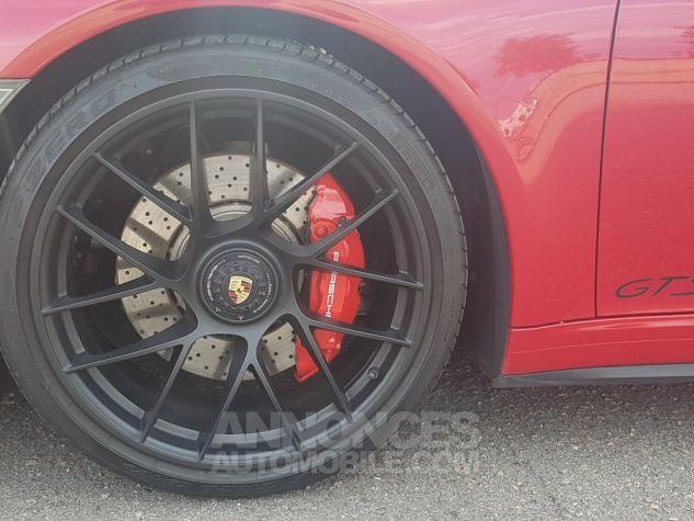 Porsche 991 CARRERA 4 GTS 450 CH PDK 1ERE MAIN ROUGE CARMIN Occasion - 5