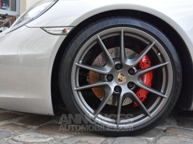 Porsche 991 carrera S PDK Gris platine Occasion - 6