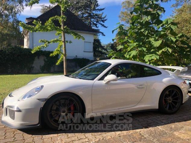 Porsche 991 GT3 Club Sport blanc Occasion - 0