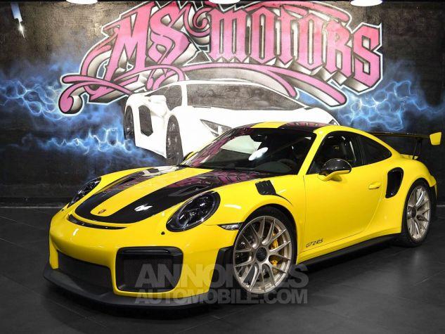 Porsche 991 VII GT2RS JAUNE METAL  Occasion - 1