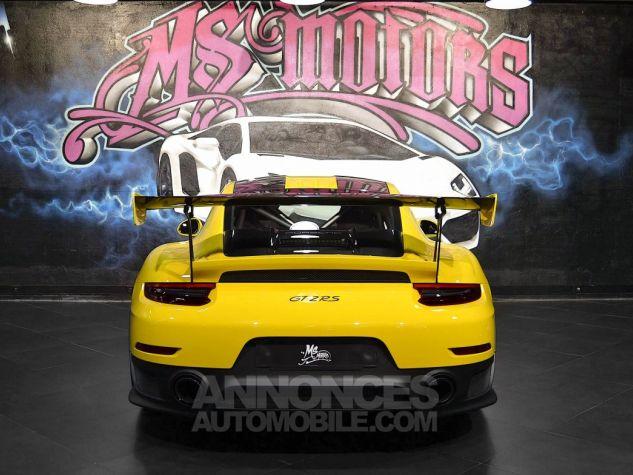 Porsche 991 VII GT2RS JAUNE METAL  Occasion - 4