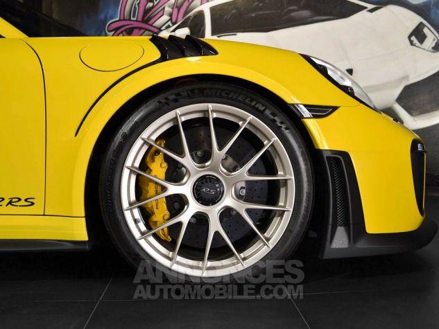 Porsche 991 VII GT2RS JAUNE METAL  Occasion - 6