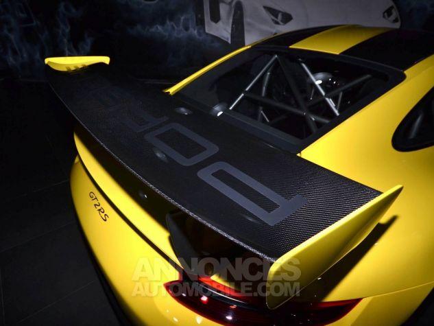 Porsche 991 VII GT2RS JAUNE METAL  Occasion - 14