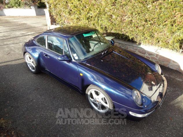 Porsche 993  2 S Bleu Ocean Occasion - 0