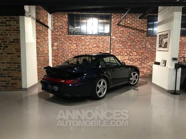 Porsche 993 TURBO Bleu Nuit  Occasion - 2
