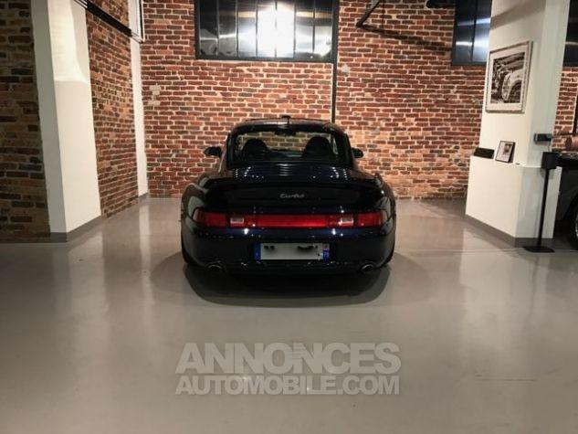 Porsche 993 TURBO Bleu Nuit  Occasion - 3