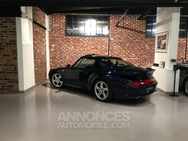 Porsche 993 TURBO Bleu Nuit  Occasion - 4