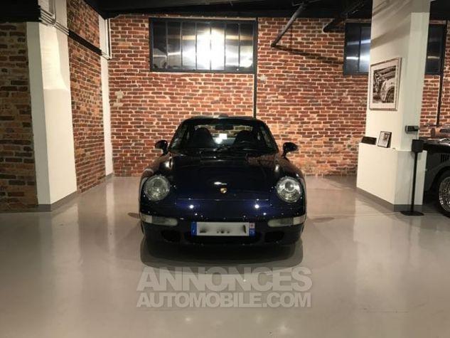 Porsche 993 TURBO Bleu Nuit  Occasion - 5