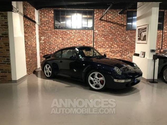 Porsche 993 TURBO Bleu Nuit  Occasion - 6