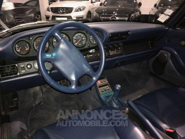 Porsche 993 TURBO Bleu Nuit  Occasion - 10