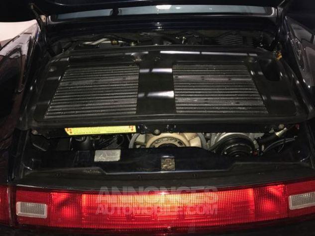 Porsche 993 TURBO Bleu Nuit  Occasion - 14