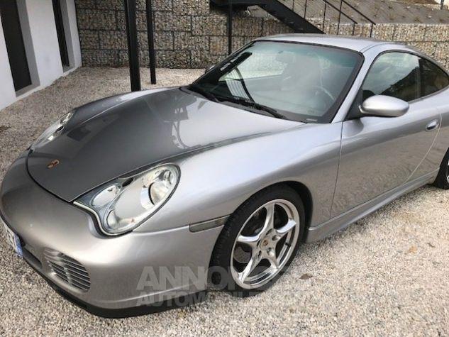 Porsche 996 40ème anniversaire X51 345cv Gris argent GT métal Occasion - 0