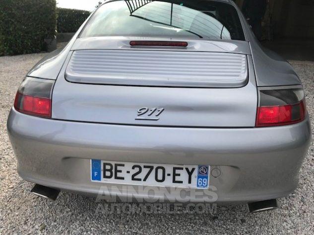 Porsche 996 40ème anniversaire X51 345cv Gris argent GT métal Occasion - 1