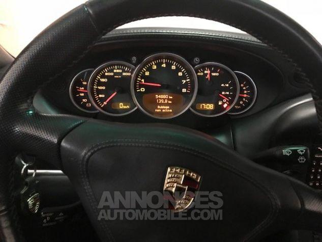 Porsche 996 40ème anniversaire X51 345cv Gris argent GT métal Occasion - 4