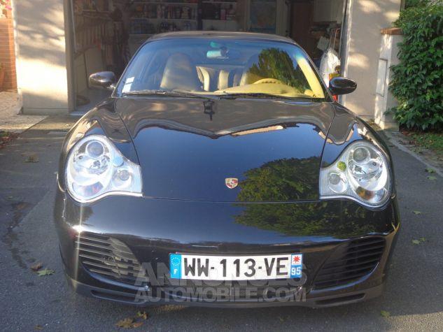 Porsche 996 4S noire Occasion - 4
