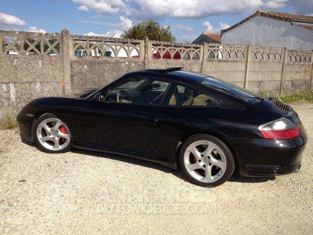 Porsche 996 4S noire Occasion - 6