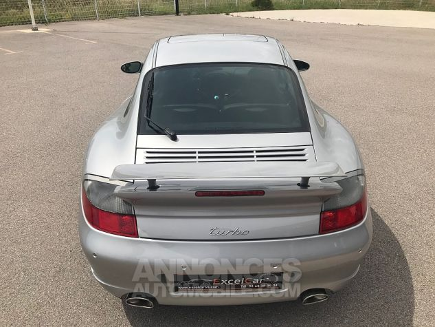 Porsche 996 TURBO 450 GRIS ARTIQUE MéTAL Occasion - 5