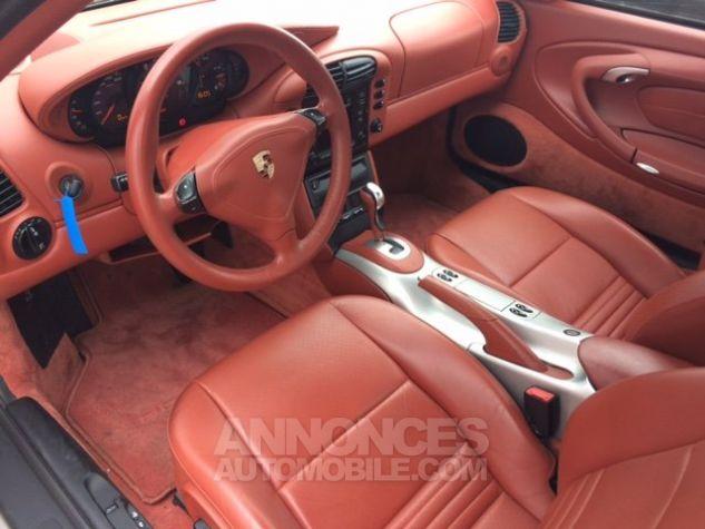 Porsche 996 turbo tiptronic gris medidien Occasion - 8