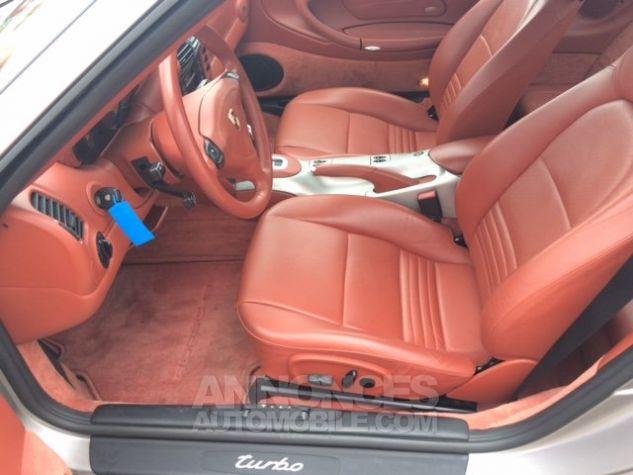 Porsche 996 turbo tiptronic gris medidien Occasion - 9