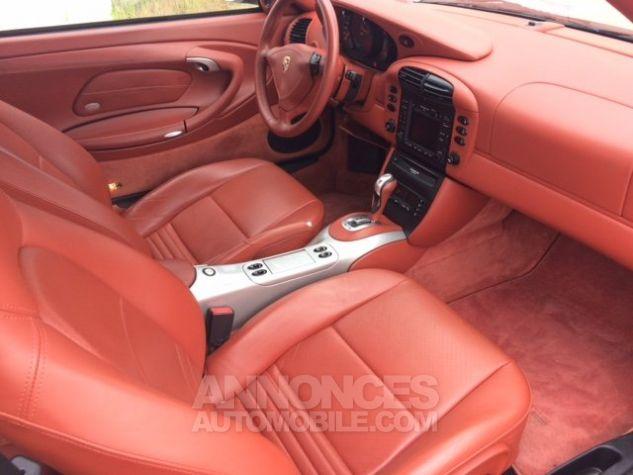 Porsche 996 turbo tiptronic gris medidien Occasion - 13