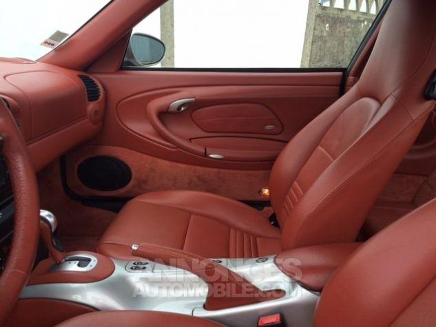 Porsche 996 turbo tiptronic gris medidien Occasion - 14