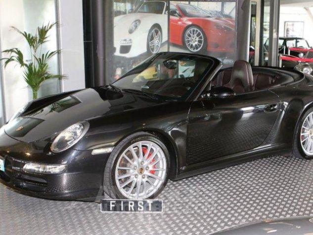 Porsche 997 4S NOIR BASALT Occasion - 10