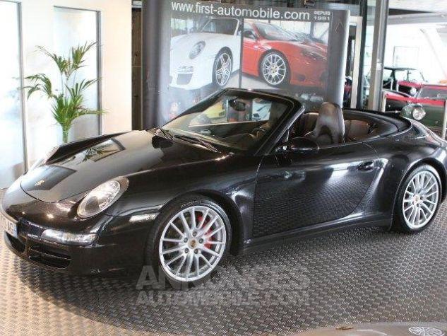 Porsche 997 4S NOIR BASALT Occasion - 11