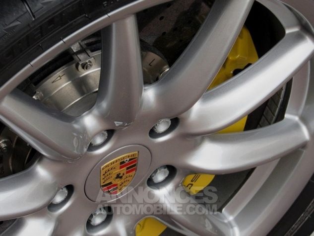 Porsche 997 4S TARGA CABRIOLET PDK BLANC Occasion - 3