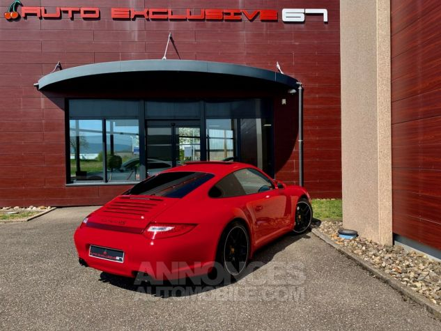 Porsche 997 911 type 997 CARRERA 4S COUPE 385 PDK Rouge Indien Occasion - 9