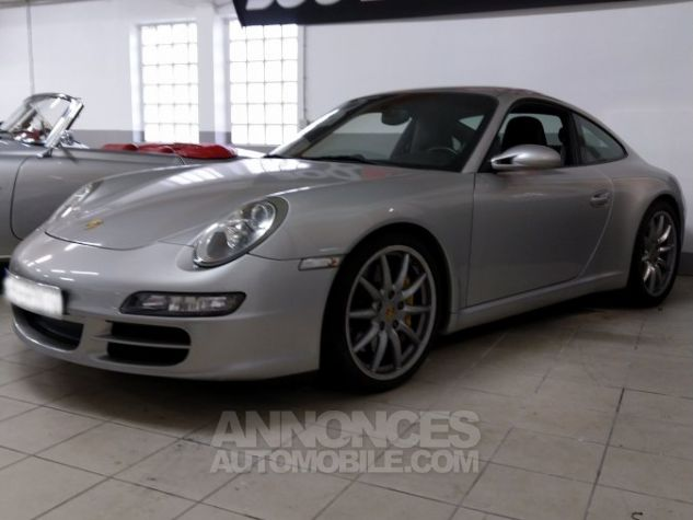 Porsche 997 Carrera 2 S - Kit X51 Gris artic Occasion - 0